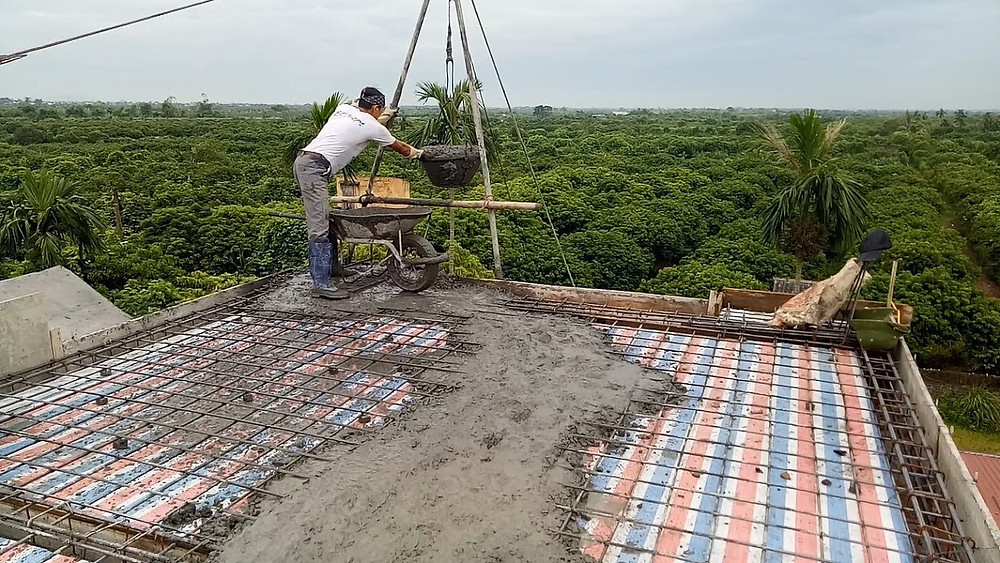 Concrete Roof Contractor Malaysia