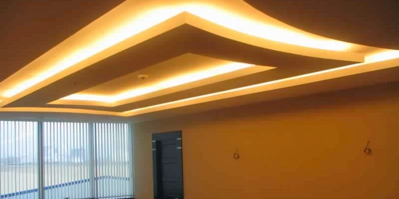 Gypsum Ceiling Contractor Malaysia