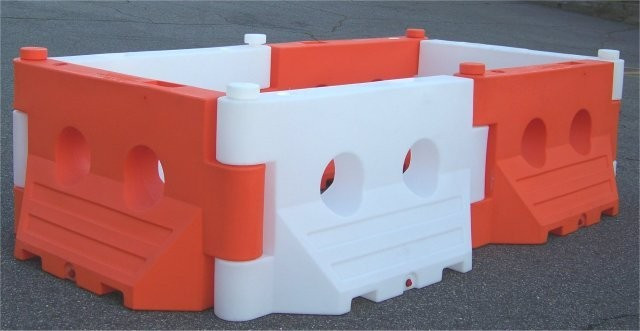 HDPE Road Barrier Supplier Malaysia