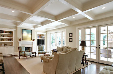 coffered ceiling malaysia