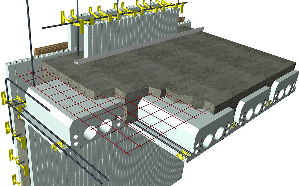 Foam Slab and Wall System Malaysia
