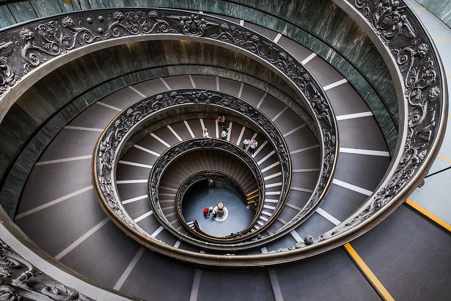 Spiral Stairway Malaysia