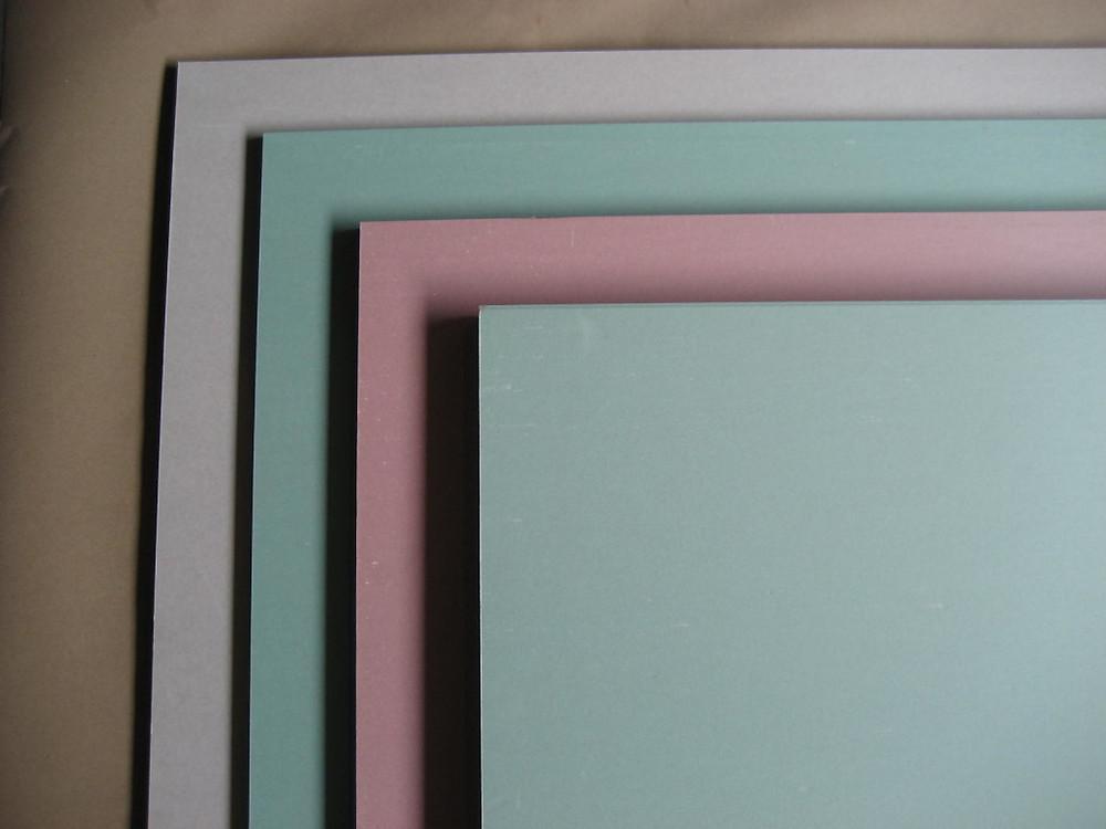 Coloured Gypsum Board