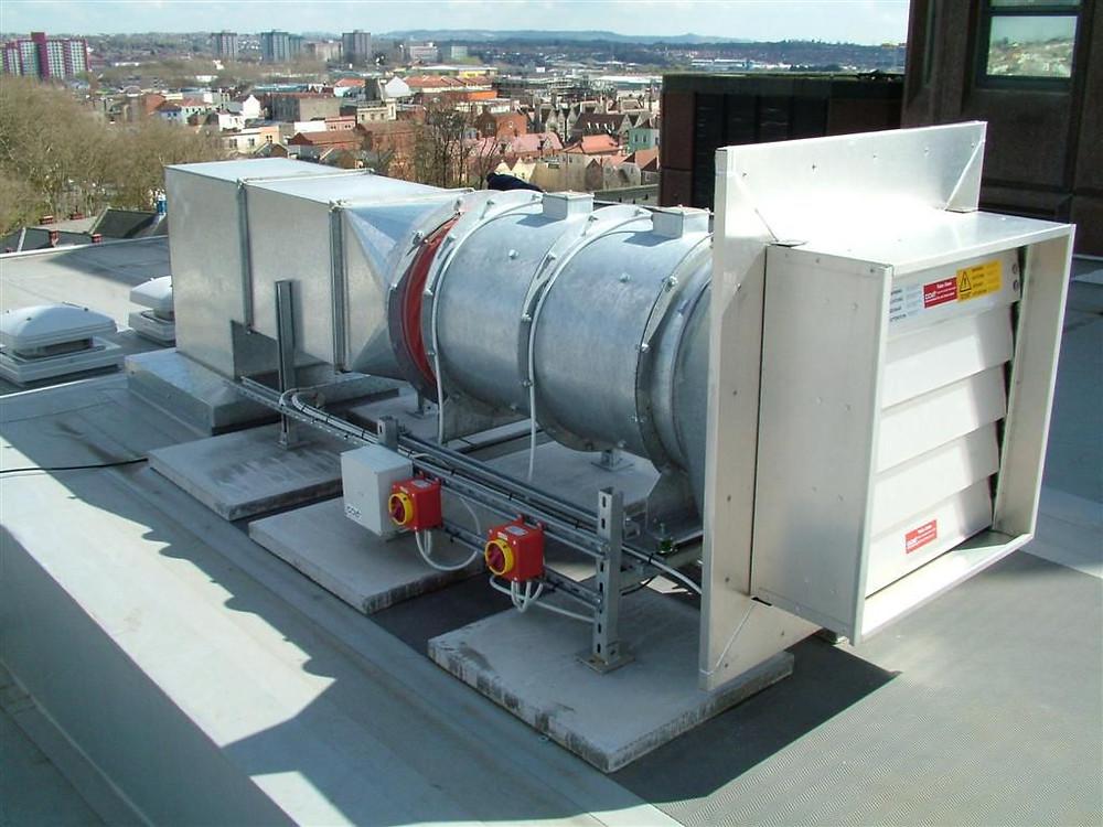 Smoke And Heat Extractor Malaysia