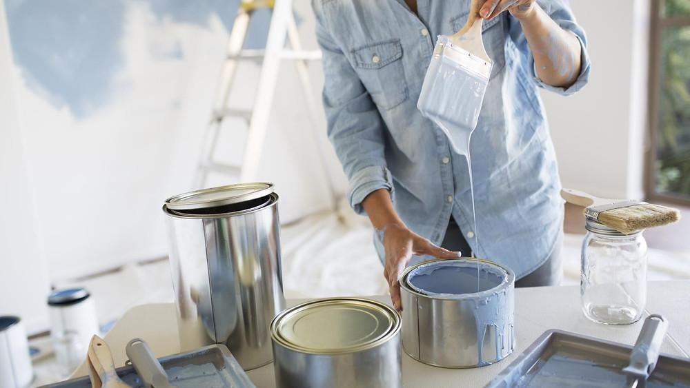 Volatile Organic Compound Paint Malaysia