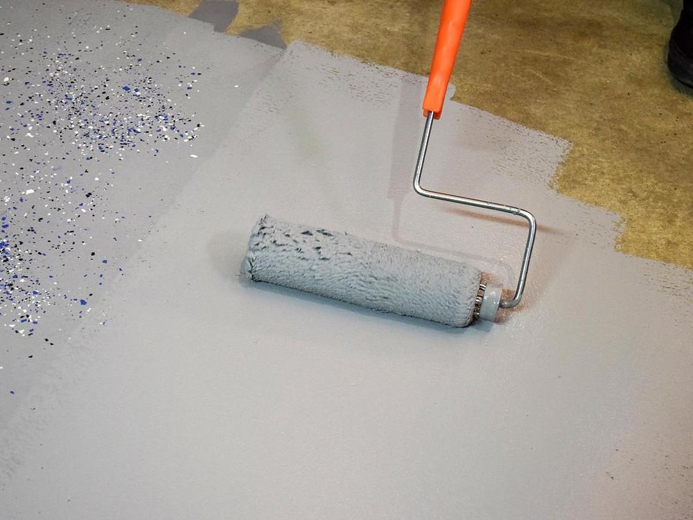 Epoxy Floor Painting Malaysia