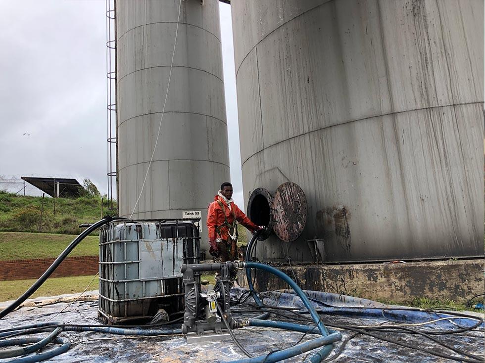 Tank Cleaning Malaysia