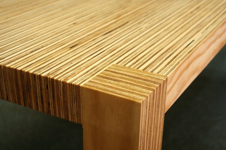 Modern Plywood Table Top