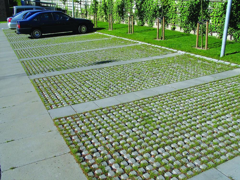 Grass Paver Car Park Malaysia