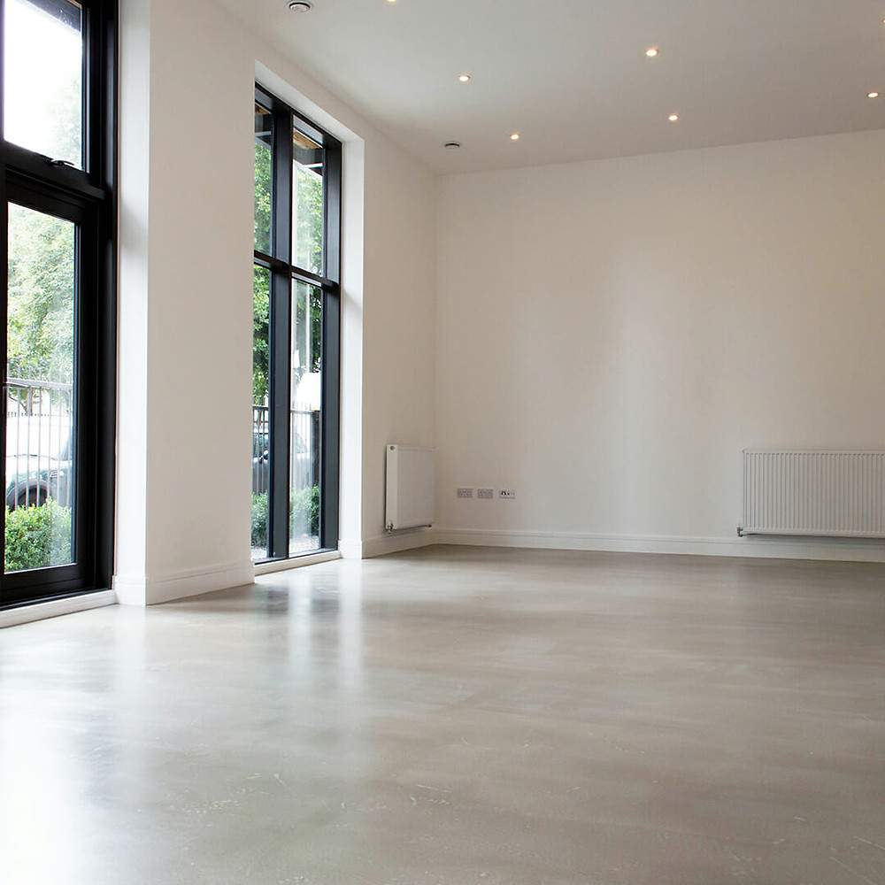 Residential Polished Concrete Floor Malaysia
