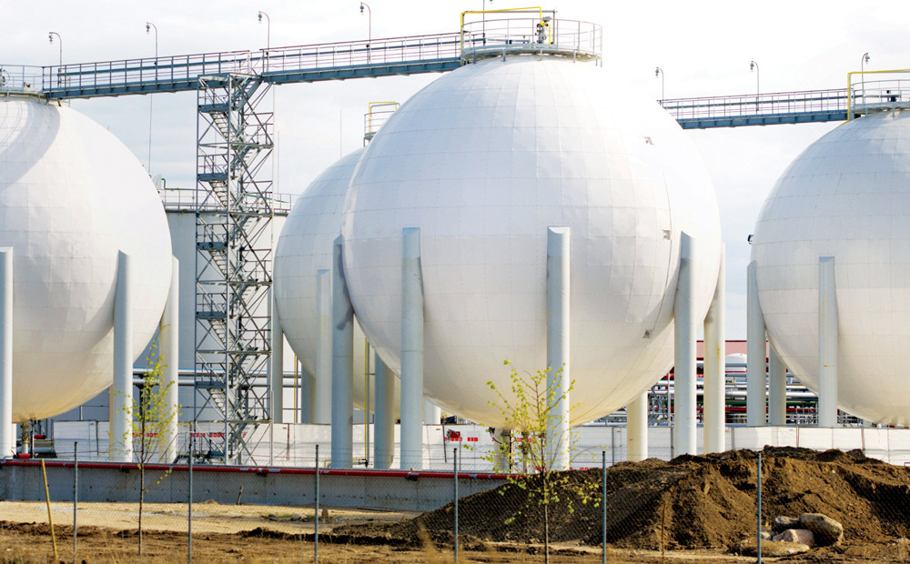Spherical Tank Fabrication Malaysia