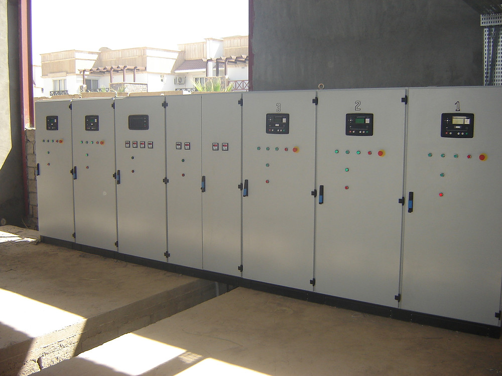 Genset Control Panel Supplier Malaysia