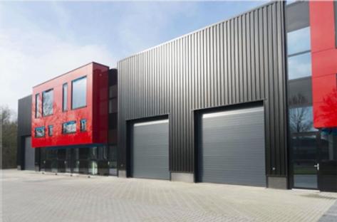 Aluminium Composite Panel Buildings Mala