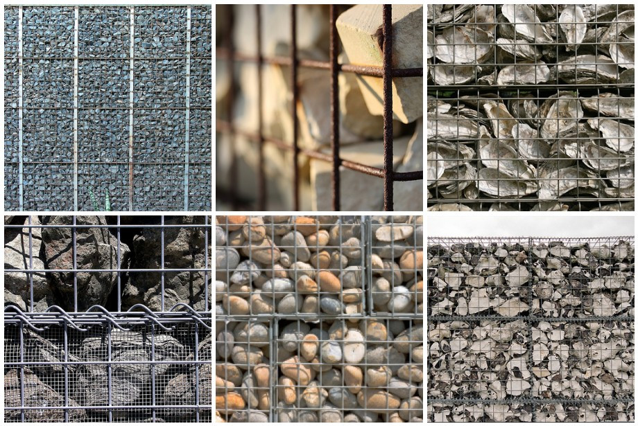 Multiple Types of Gabions in Malaysia