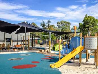 Playground Contractor Malaysia | Equipment and Floor