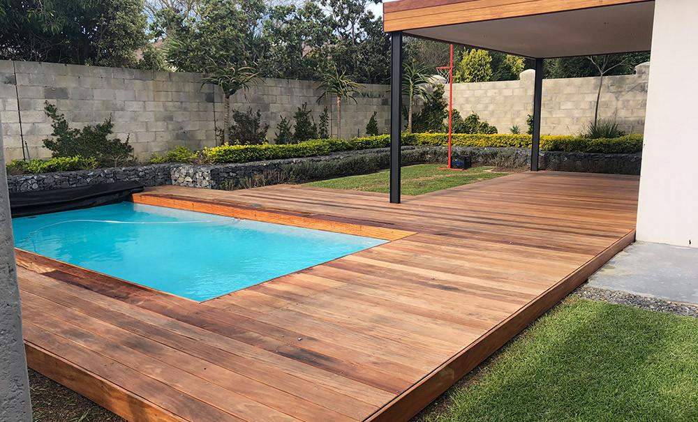 Timber Decking Malaysia