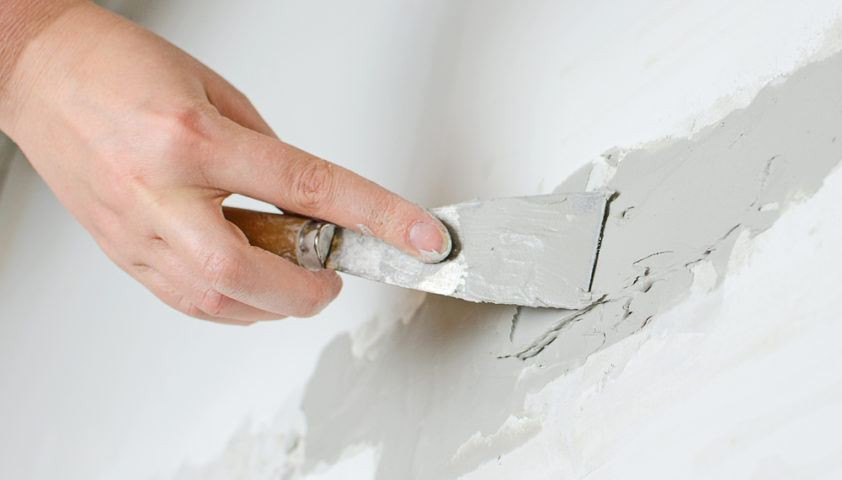 Wall Crack Repair Contractor Malaysia