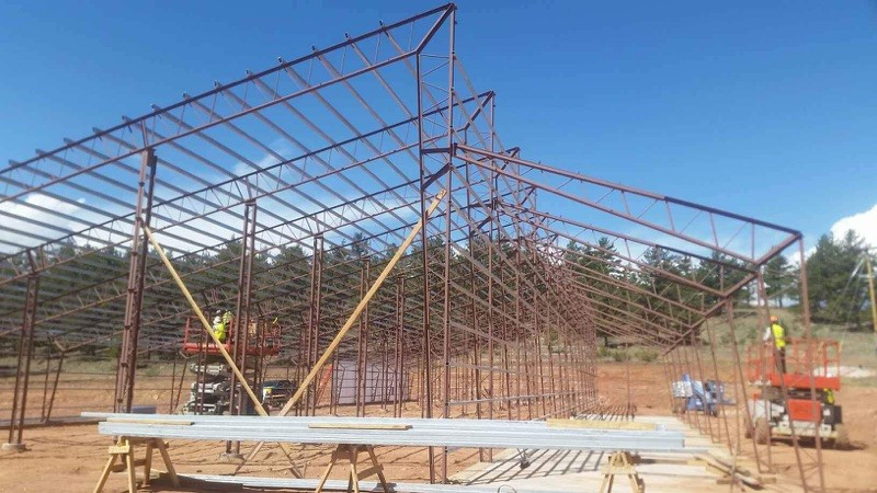 Steel Truss Contractor Malaysia