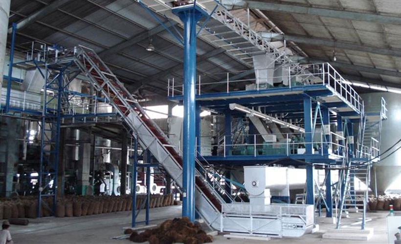 Palm Oil Mill Maintenance Contractor Malaysia