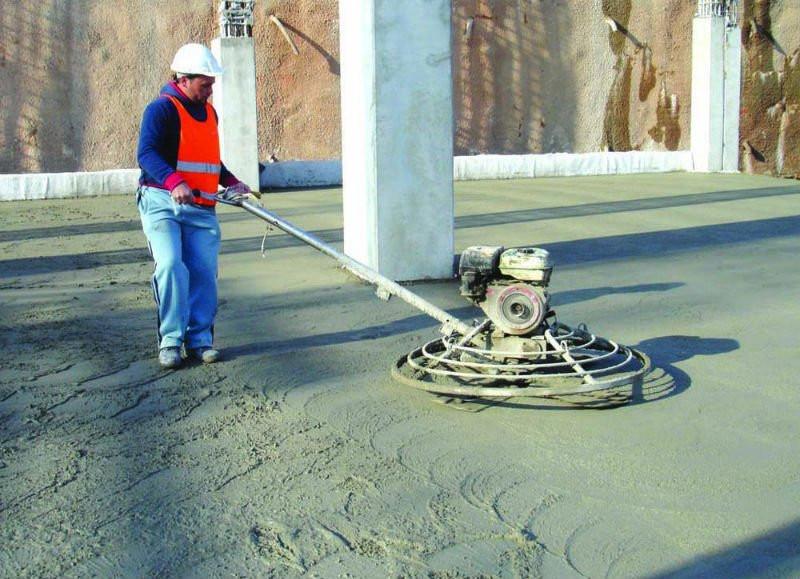 Floor Hardener Contractor Malaysia