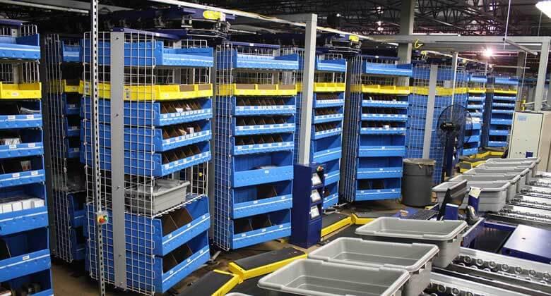 Horizontal Carousels Storage System Malaysia