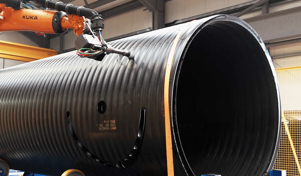 HDPE Spiral Pipe Supplier Malaysia