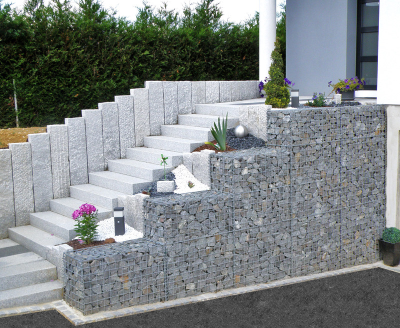 Gabion Cage for Residential