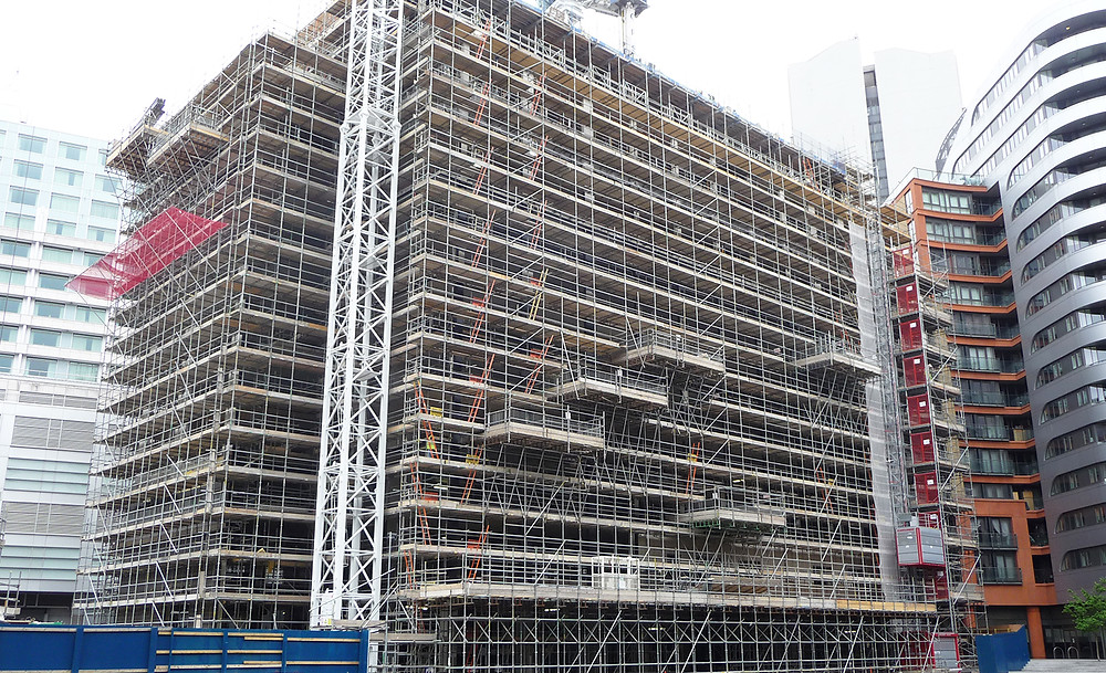 High Rise Scaffolding Contractor Malaysia