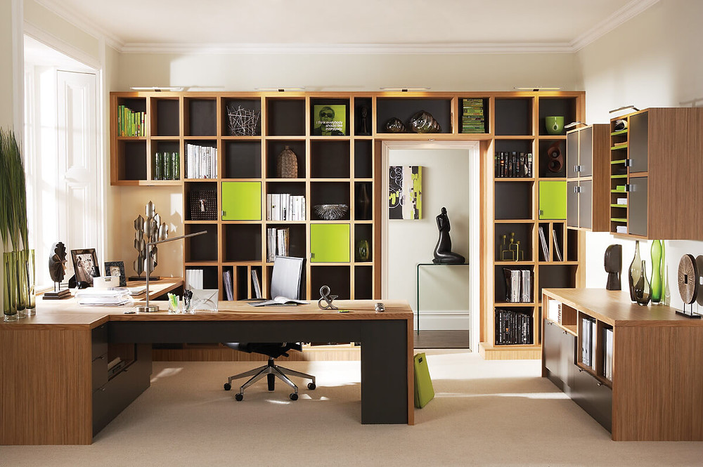 Home Office Contractor Malaysia