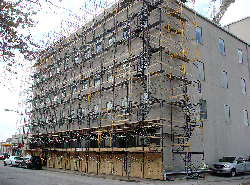 Building Scaffolding Supplier Malaysia