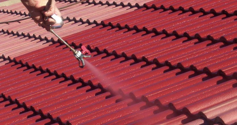 Roof Refurbishment Contractor Malaysia