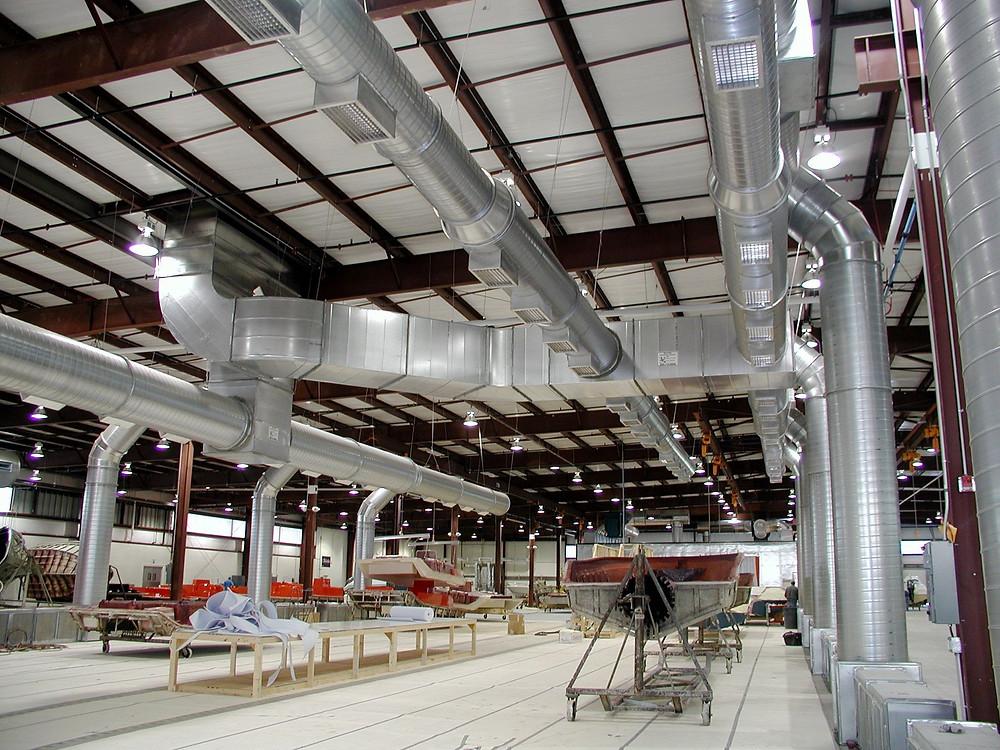 Ventilation System Fabricator Malaysia