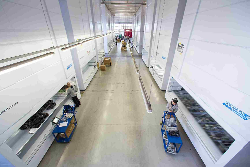 Vertical Lift Module Storage Malaysia