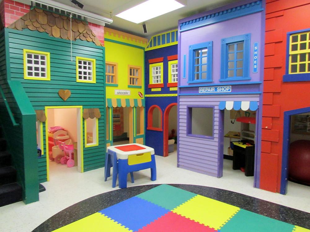 HDPE Playground Supplier
