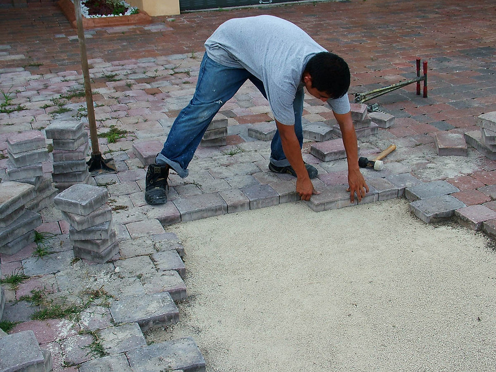 Paving Floor Repair Contractor Malaysia