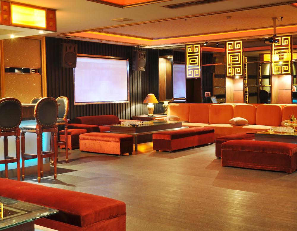Cafe & Restaurant Cushion Carpenter Malaysia