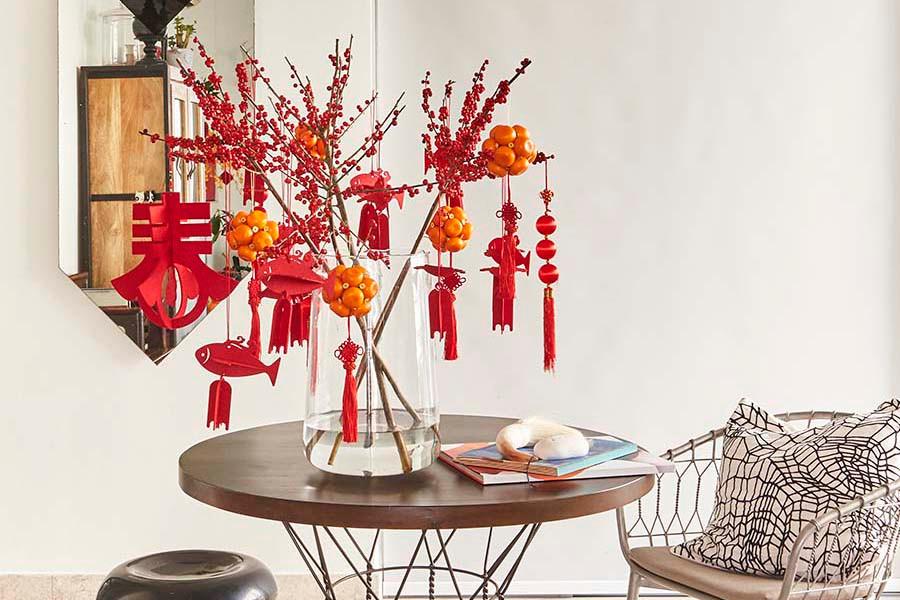 Chinese New Year Decoration Malaysia