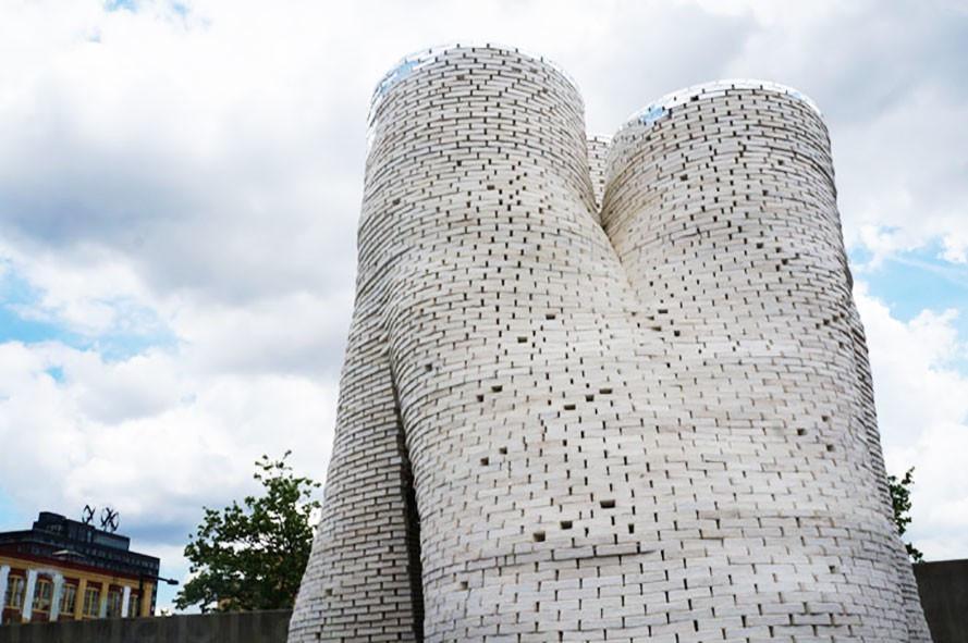 Architecture Structural Lightweight Blocks