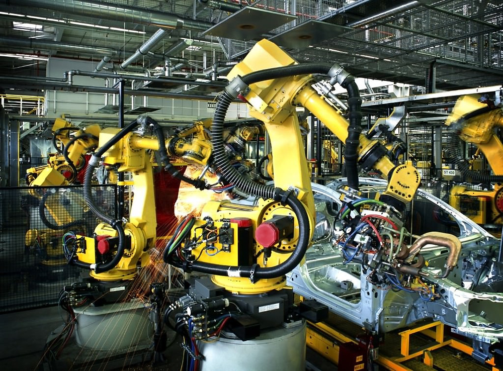 Industrial Machinery Malaysia