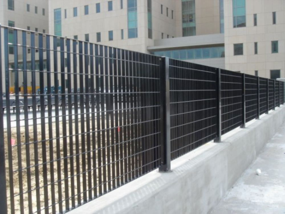 Steel Fencing Supplier Malaysia