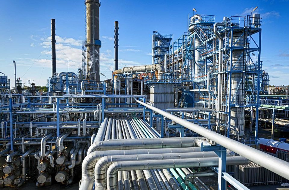 Industrial Pipe Supplier Malaysia