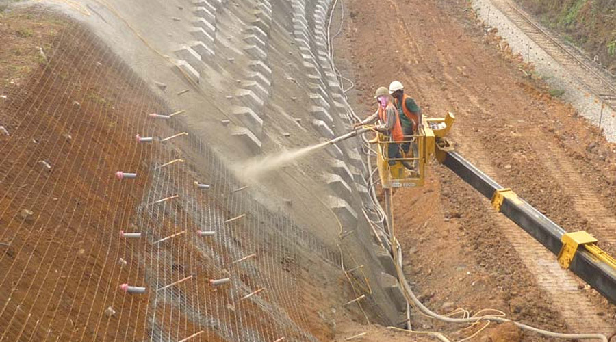 Slope Protection Contractor Malaysia