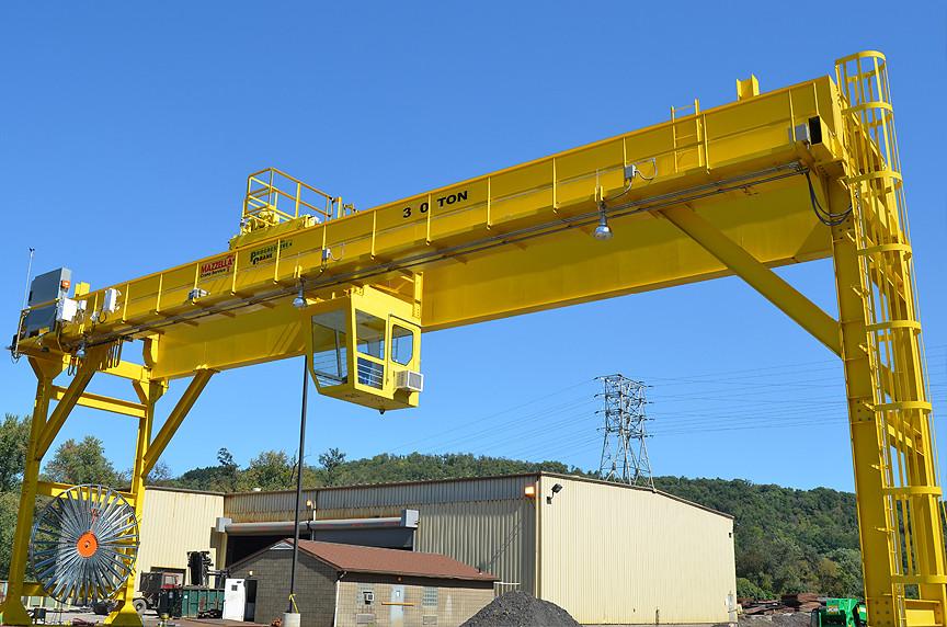 Gantry Crane Malaysia