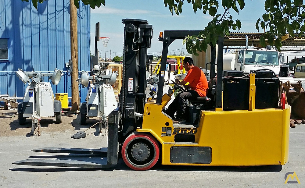 Electric Forklift Malaysia