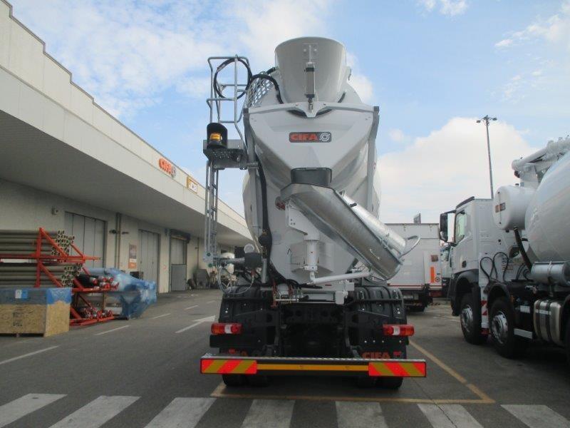 Concrete Mixer Truck Supplier Malaysia