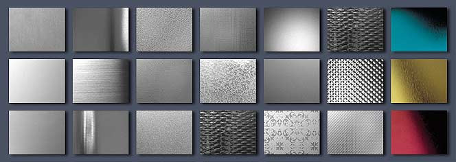 Stainless Steel Finishes Malaysia