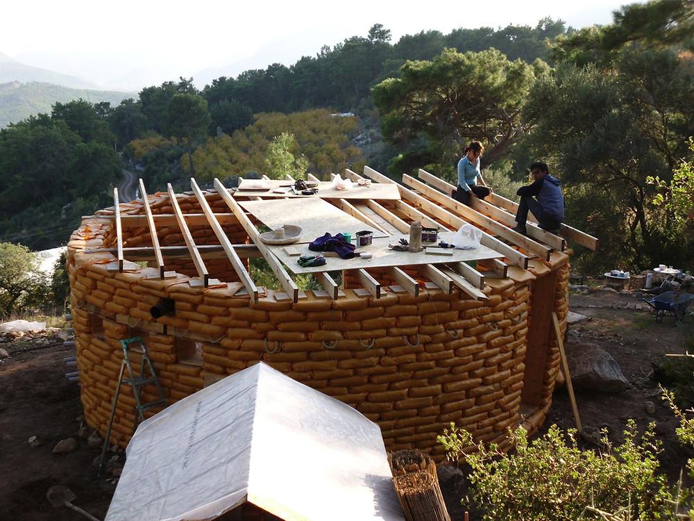Earthbag Building Malaysia