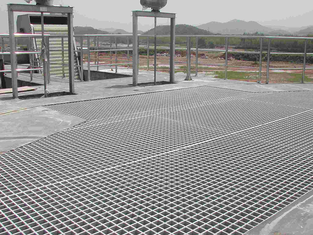 GRP Grating Supplier Malaysia