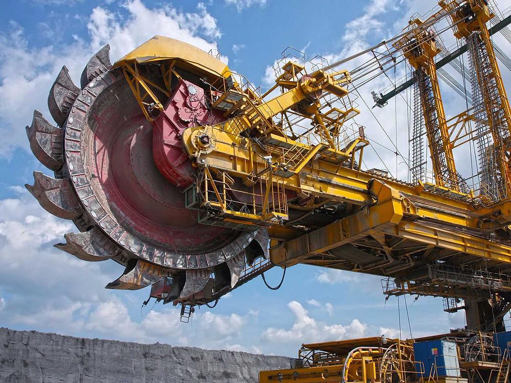 Bucket Wheel Excavator Supplier Malaysia