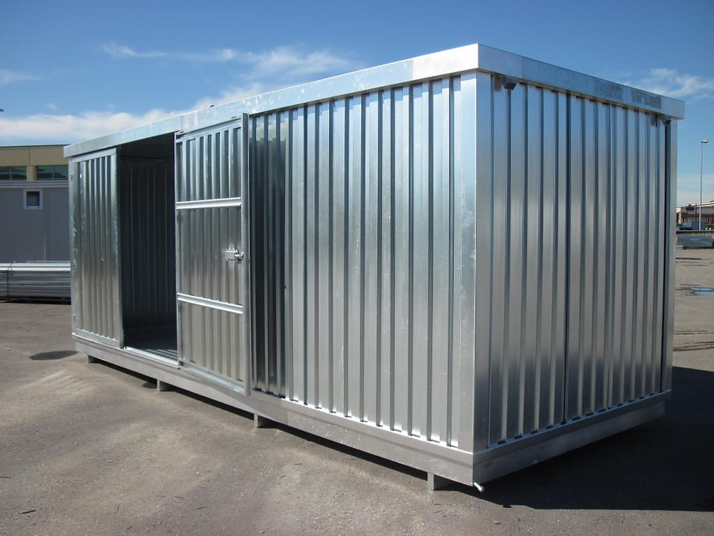 Metal Container Malaysia